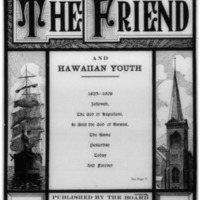 The Friend - 1908.08 - Newspaper