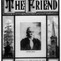 The Friend - 1907.04 - Newspaper