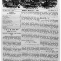 The Friend - 1868.02.01 - Newspaper