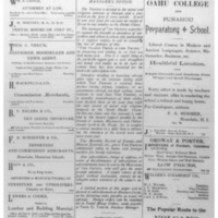 The Friend - 1896.05 - Newspaper