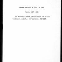 Blatchely, Abraham_0001_1823-1828_To L. Chamberlain, J. Ely, Brethern.pdf