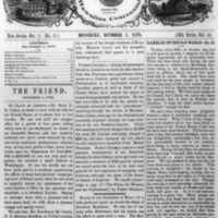 The Friend - 1878.10.01 - Newspaper