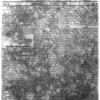 The Friend - 1848.06.01 - Newspaper