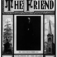 The Friend - 1908.11 - Newspaper