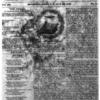 The Friend - 1845.05.16 - Newspaper