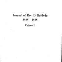 Baldwin, Dwight_1848-1858_Journal_v. 1_Typescript.pdf