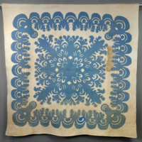 HMH Material Culture Collection - Hawaiian Quilt - 83.6.J3