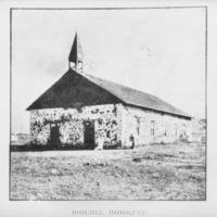 N-0015 - Moiliili Church Photograph.