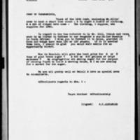 Alexander, William Patterson - Missionary Letters - 1840-1842 - To Levi Chamberlain from Waioli and Koloa, Kauai