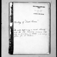 Judd, Gerrit - Missionary Letters - 1827-1869 - Miscellaneous