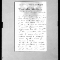 Andrews, Seth - Missionary Letters - 1838-1850 - To Dwight Baldwin