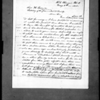Wetmore, Charles - Missionary Letters - 1858-1870 - Lyman House Collection