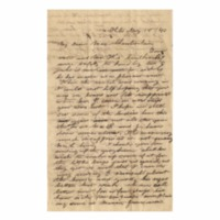 Wilcox, Abner and Lucy E. (Hart) - Letters written to Maria Patton Chamberlain - 1840.08.18 - Wilcox, Lucy (Hilo)