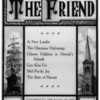 The Friend - 1908.06 - Newspaper