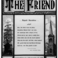 The Friend - 1908.05 - Newspaper