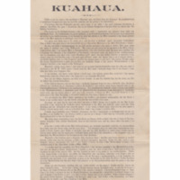 Provisional Government - 1893.01.17 - Kuahaua
