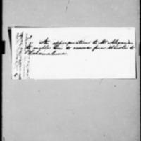 Alexander, William Patterson - Missionary Letters - 1843-1844 - To Chamberlain and Hall from Lahainaluna
