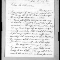 Gulick, Peter - Missionary Letters - 1836-1838 - to Depository