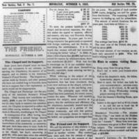 The Friend - 1852.10.08 - Newspaper