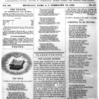 The Friend - 1845.02.15 - Newspaper