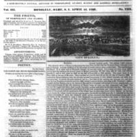 The Friend - 1845.04.15 - Newspaper