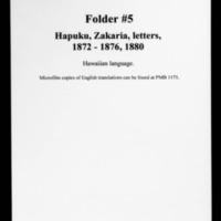 HMCSL - Marquesas Collection - Hapuku, Zakaria - 5